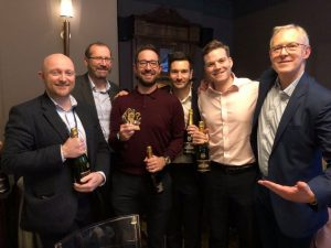 Muckle LLP win Silk charity quiz 2019